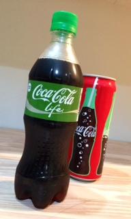 緑のコーラ